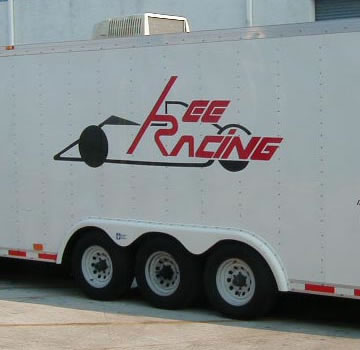 Lee Racing trailer